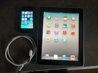 iPhone 4 & IPad mint $260 new batteries both  EDMONTON