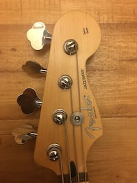 Fender Active Jazz Bass FS/FT Arlington, 02474