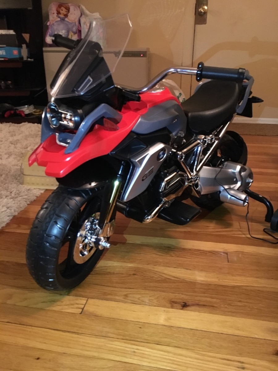 ariach bmw 6v motorcycle 3 yrs and up. in franklin - letgo