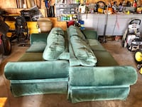 Couch and loveseat Dexter, 13634
