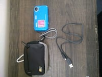 Sanyo touch screen camera with case and charger Louisville, 40272
