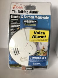 Kiddie Talking Smoke Alarm Charles Town, 25414