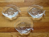 Set of 8 snack plates excellent condition Slate Hill, 10973