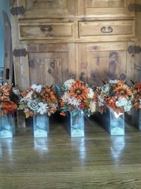 Rustic fall country bouquets/home decor Barrie, L4M 2S3