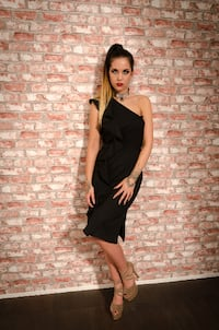 one shoulder kleid Stuttgart