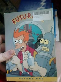 Futurama Season 1 Stafford, 22554