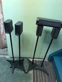 Sony Surround Speakers and Stands Mississauga, L5P