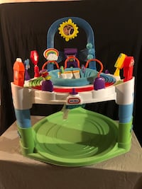 Barely used baby Exersaucer Milton, L9T 7X9