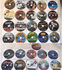 PlayStation 2 Games! Games start at 5$ and up! Read Description! Brampton, L6Y 4G6