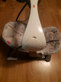 Fisher Price electronic baby swing