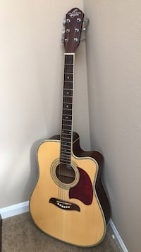 Washburn  Acoustic Electric Guitar (Oscar Schmidt)