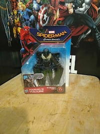 Spider-Man Vulture action figure with pack Staten Island, 10310