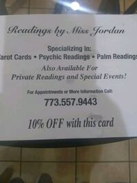 psychic readings Chicago
