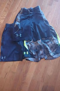 3 youth  Under Armour shorts Graham, 27253