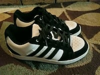 ADIDAS black and white shoes Copperas Cove