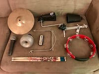 Misc. Music gear Victoria, V9A 4X6