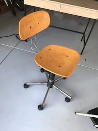 Mid-century Rolling Chair Los Angeles