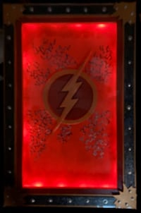 Custom Flash DC COMICS North Las Vegas, 89084