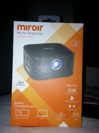 Miroir Mini Projector Wichita, 67207