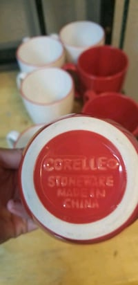 corelle coffee mugs