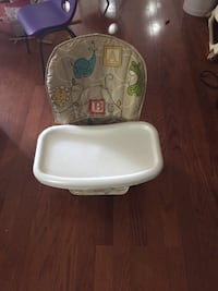 Fisher Price High Chair Booster Seat Yucaipa