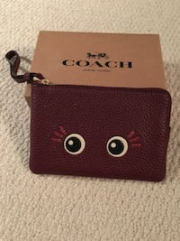 BRAND NEW Coach Clutch, Leather Mississauga, L5B 3P4