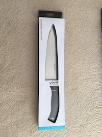NEW chef knife