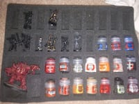 Warhammer 40,000 collection Caledonia