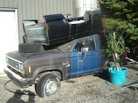 NOW REDUCED PRICE TODAY $800.00 CASH GREAT REBUILT PROJECT 87 FORD BRONCO XLT 4X4 WITH LOTS OF NEW AND USED PARTS!
