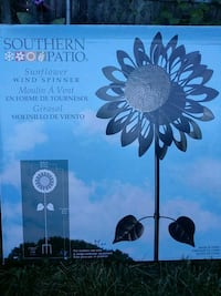 Southern patio sunflower wind spinner Raytown, 64133