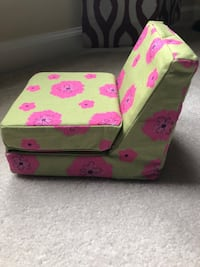 American Girl doll futon chair for doll