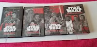 Journey to Star Wars: The Force Awakens Four Books in the Series 2262 mi