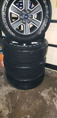 Rims and tires  Baden, N3A 4H9