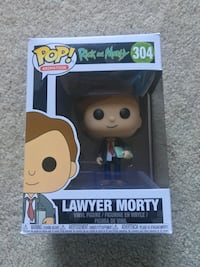 Rick and Morty Lawyer Morty pop vinyl Clarksville, 21029