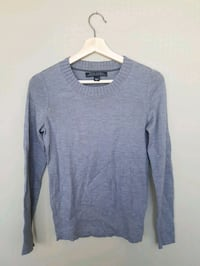 Banana Republic Fine Merino grey sweater Toronto, M5G 1X8
