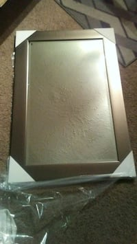 Brand new Large Pewter Mirror New Orleans, 70131
