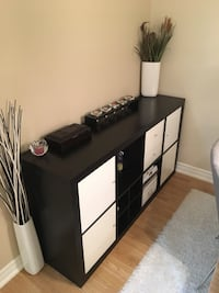 Shelf unit with doors and drawers Toronto, M5J 3A2