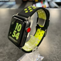 38mm Series 3 Apple Watch GPS & Cellular Unlocked For All Carriers SmartWatch