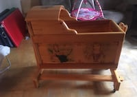 One of a kind cradle