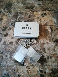 Raptors Playoff Dog Tags North over everything Markham, L3T 1Z1