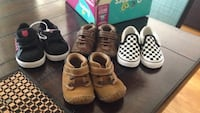 Baby boy shoes 4-6  Chula Vista, 91910