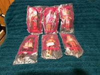 Barbie 2007 Happy Meal Toys  Fairland, 74343