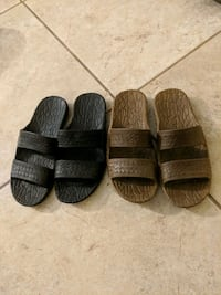 Girl sandals $5 each Amarillo