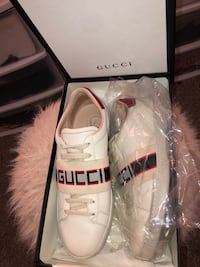 The New Ace Gucci sneakers