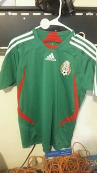 "07"" Mexico Jersey  Long Beach, 90810"