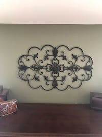 Wall art - metal (light weight)