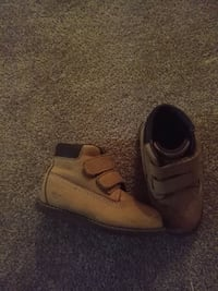 Toddlers timberland shoes