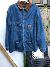 Vintage Carhartt Denim Jacket New York, 11434