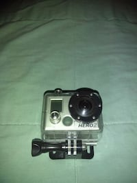 black and gray GoPro Hero action camera Melbourne, 32935