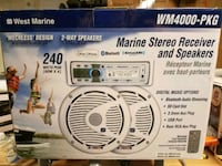 Speaker, Marine Outdoor Fairfax